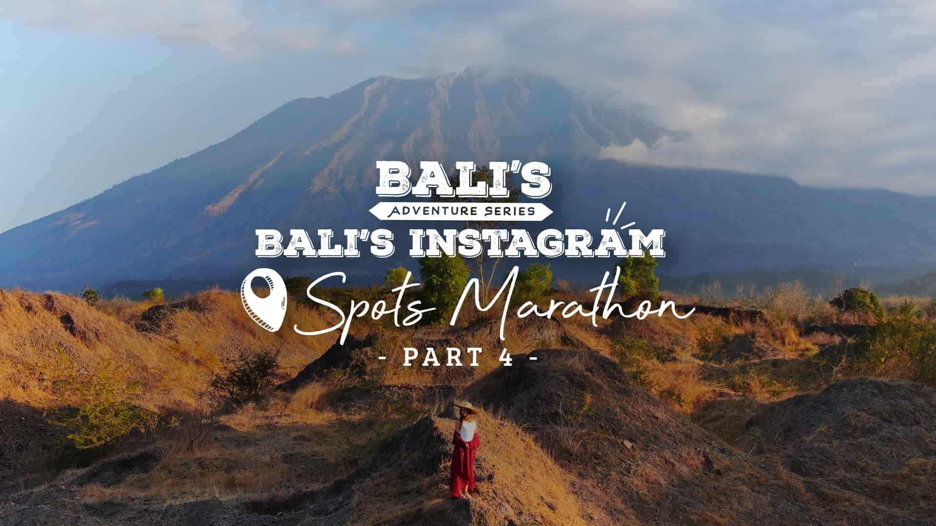 Bali's Instagramable spot past 4
