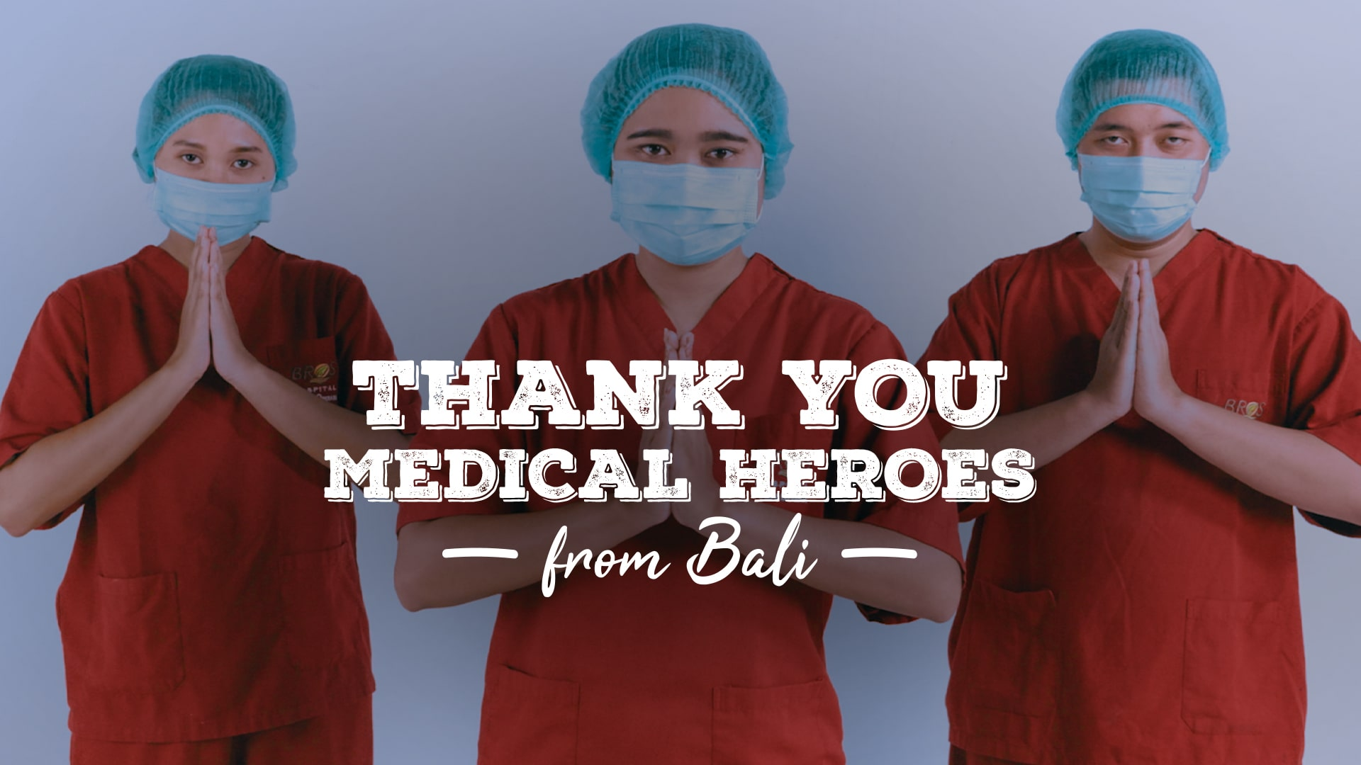 thank you to all medical heroes