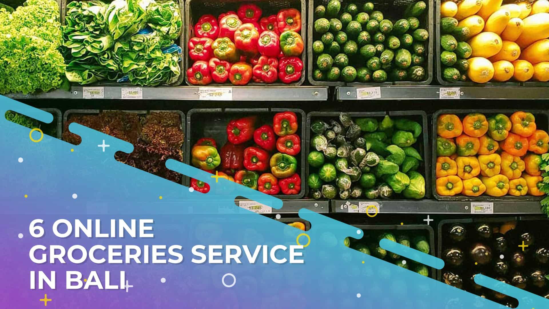 online groceries bali