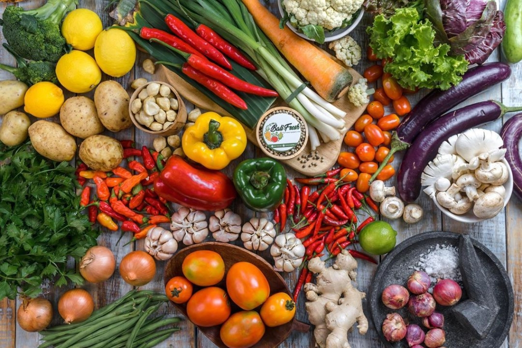 online grocery bali