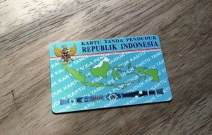 KTP or valid ID