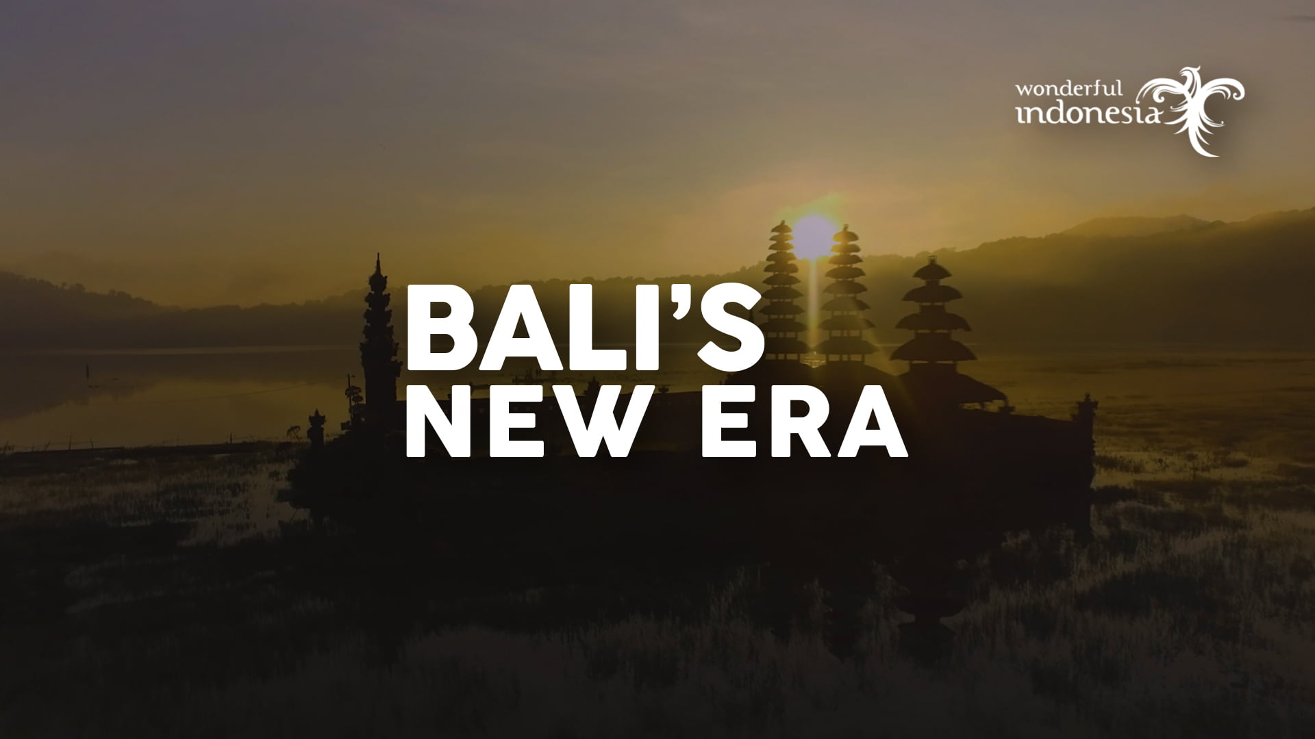 Welcome to Bali's New Era