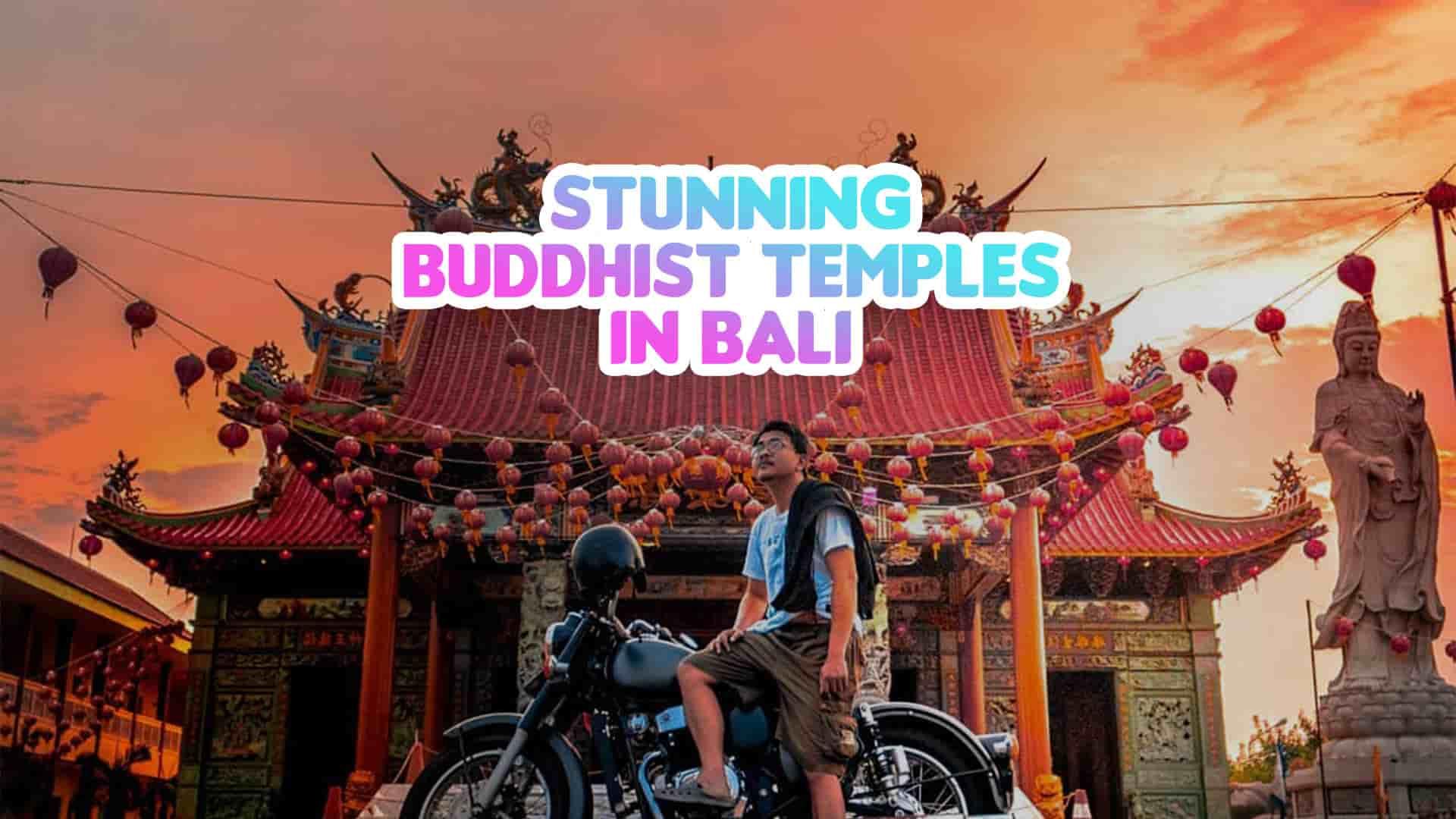 stunning temple in Bali
