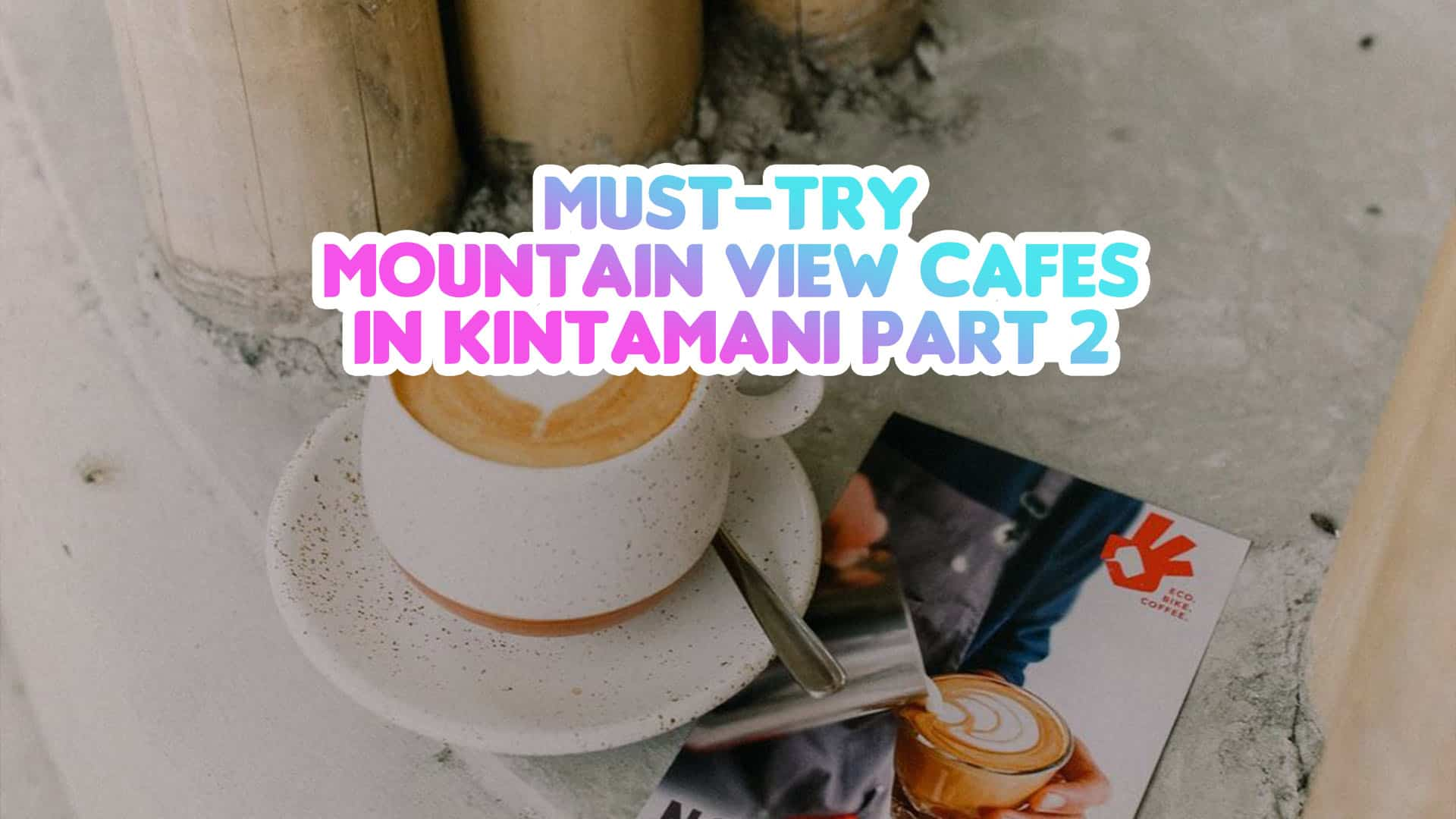 mountain view kintamani cafes
