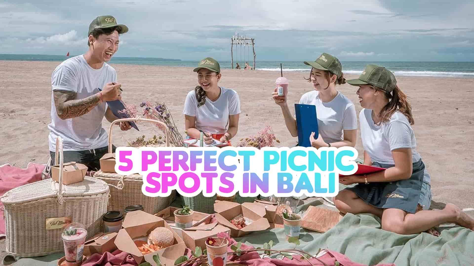 picnic spots in Bali